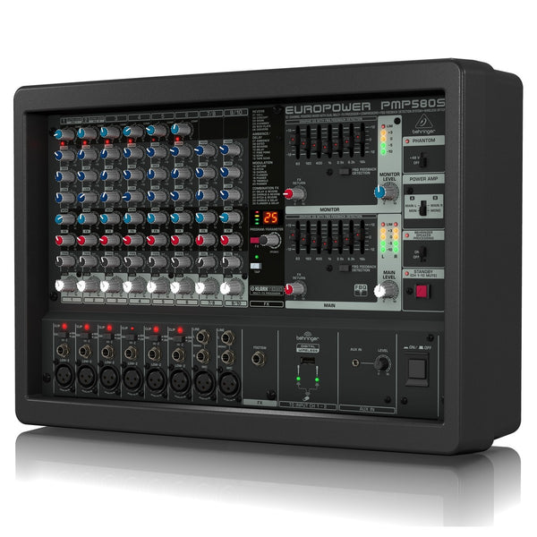 Behringer Europower PMP580S 10-channel 500W Powered Mixer