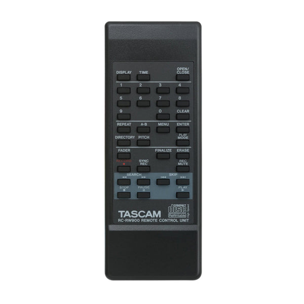Tascam CD-RW900MKII Stand-Alone CD Recorder