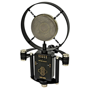 SATURN multi-pattern condenser mic