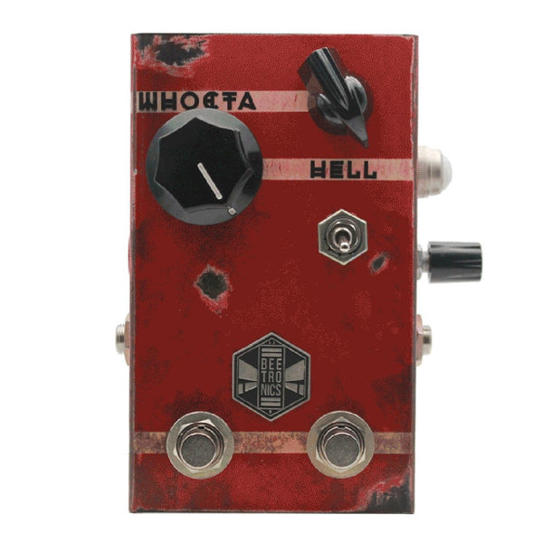Beetronics FX Whoctahell Low Octave Fuzz