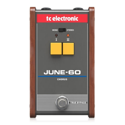 TC Electronic June-60 Synthesizer Chorus