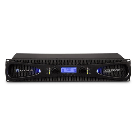 Crown XLS-2002 DriveCore 2 650W Stereo Power Amplifier