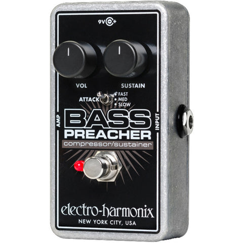 Bass Preacher Bass Compressor + Sustainer