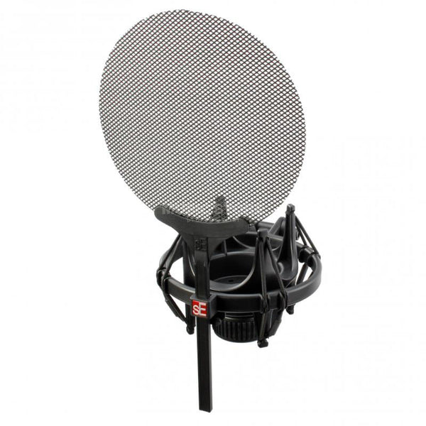 sE Electronics Isolation Pack Shock Mount Pop Filter