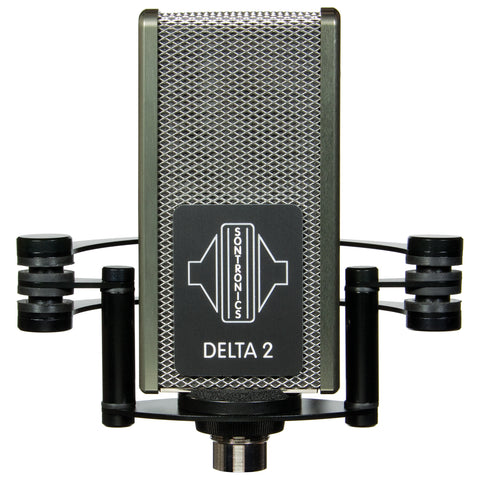 Sontronics Delta 2 Active Ribbon Microphone