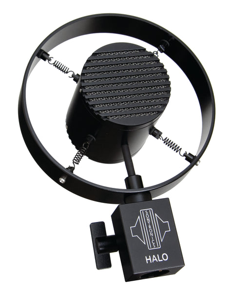HALO dynamic microphone for guitar amps