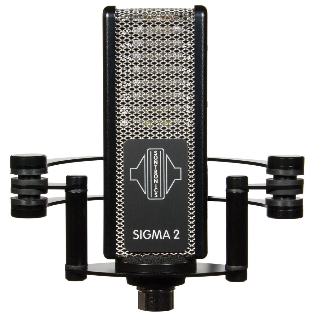 Sontronics Sigma 2 Active Ribbon Microphone
