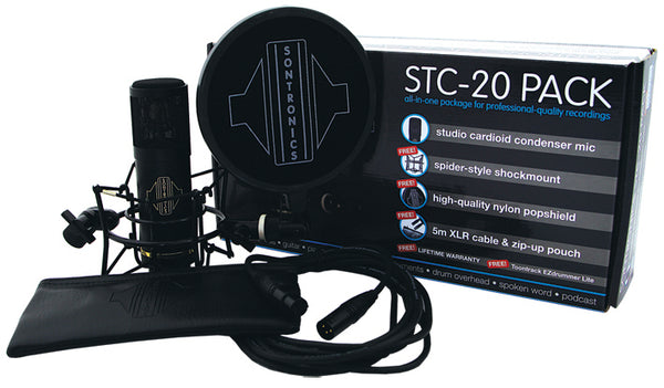STC-20 Microphone Pack