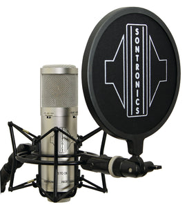 STC-3X PACK 3-pattern mic & accessories