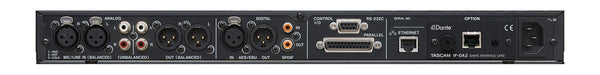 Tascam SS-R250N solid-state network audio recorder