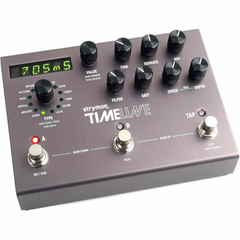 Strymon TimeLine Delay Guitar Effects Pedal
