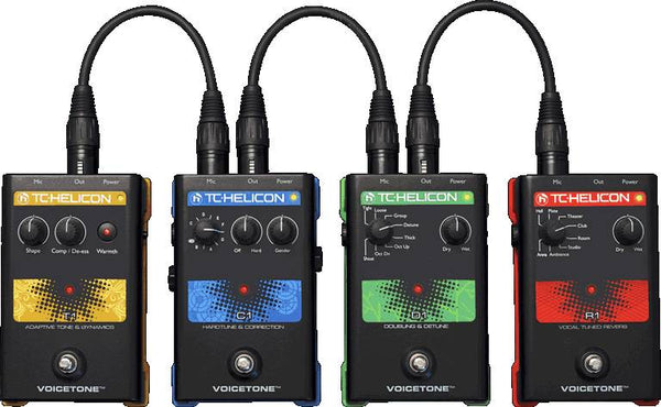TC Helicon SINGLES CONNECT KIT