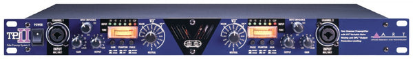 ART TPS II 2-Channel Variable Impedance Tube Preamp