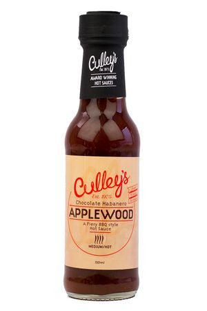 Culley's Applewood BBQ Style Hot Sauce
