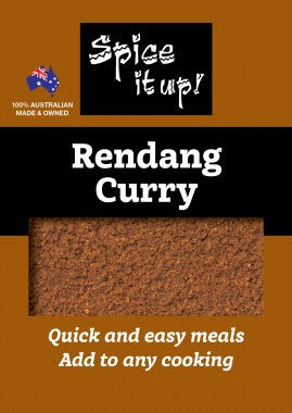 Chilli factory Rendang Curry