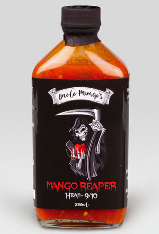 Uncle Mungo's Mango Carolina Reaper