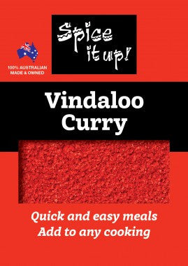 Chilli Factory Vindaloo Curry