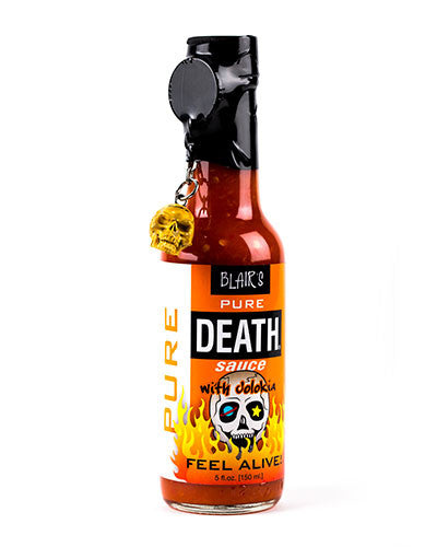 Blairs Death Sauces Pure Death