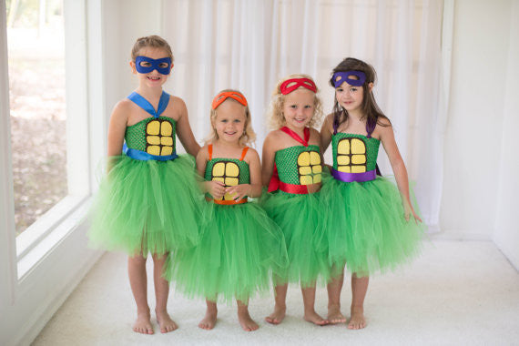 Tutu Group Halloween Costume Ideas