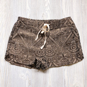 Hayden Girls Patterned Shorts