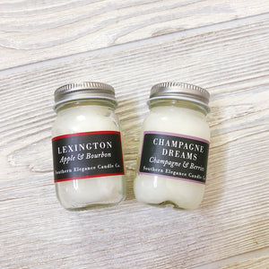 Southern Elegance Mini Candles- 3oz - Shoppe3130