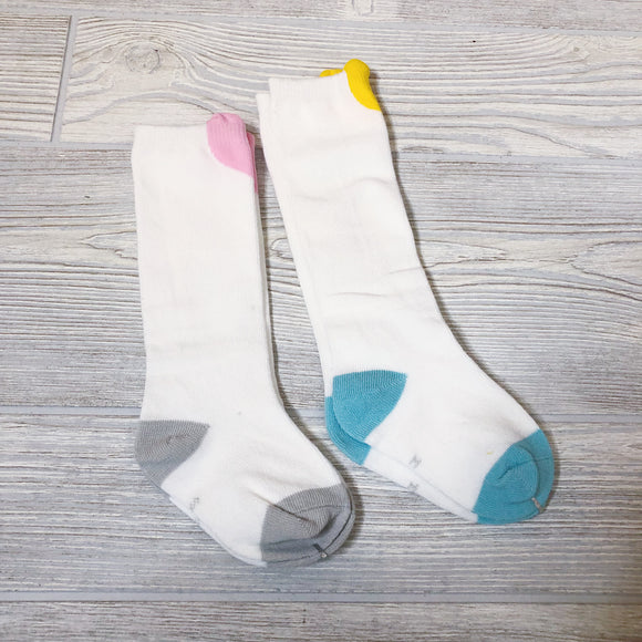 Kids Heart Socks