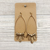 Teardrop Dangle Earrings - Shoppe3130