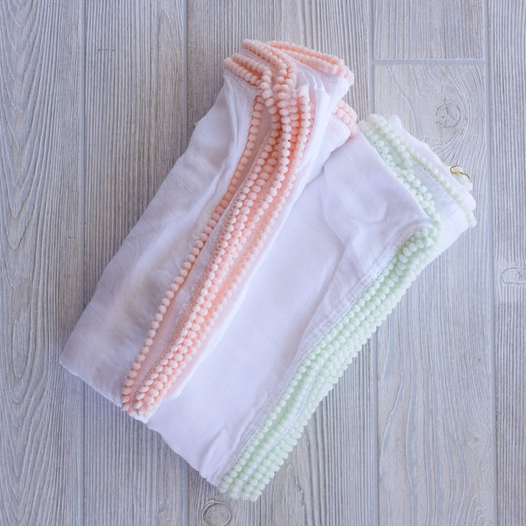 Muslin Blanket Wraps - Shoppe3130