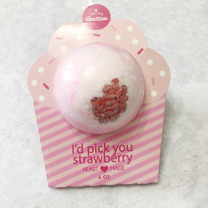 I'd Pick You Strawberry BB - Shoppe3130