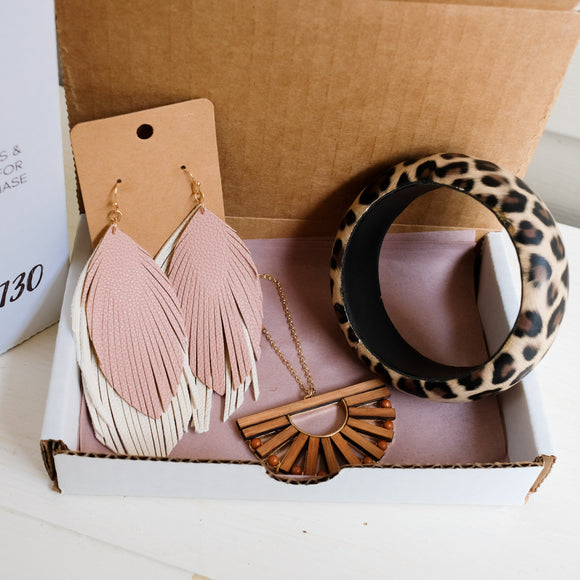 Monthly Accessory Subscription Box