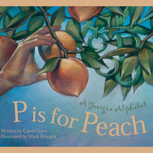 P is for Peach Book