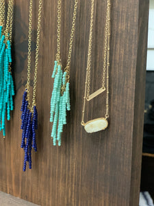 Layering Stone Necklace - Shoppe3130