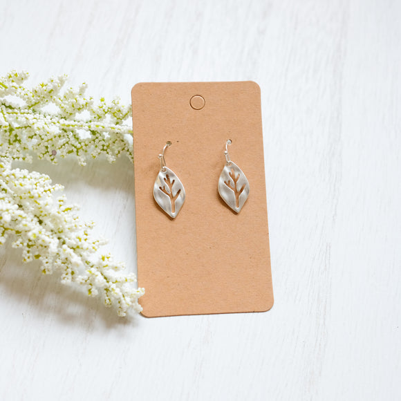 Little Leaf Earrings - Shoppe3130
