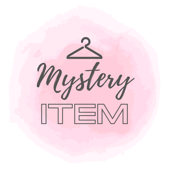 Mystery Item Small Navy Printed Tank