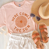 Here Comes the Sun Graphic Tee