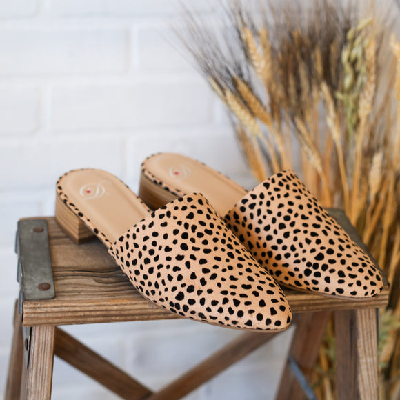Yield Cheetah Mules