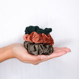 Scrunchie Set of 3