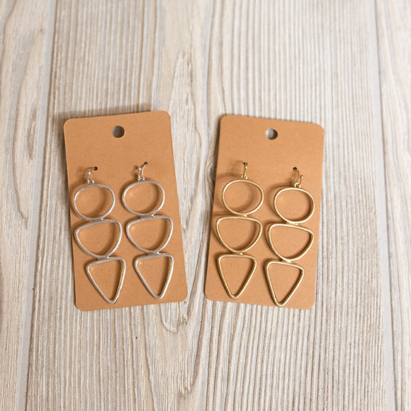 Mia Earrings - Shoppe3130