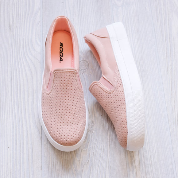Pink Soda Sneakers - Shoppe3130