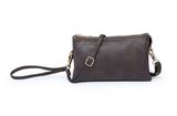3 Compartment Crossbody/Wallet - Shoppe3130