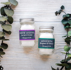 Mini Local Candles - Augusta and North Augusta - Shoppe3130