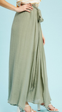 Listicle Layered Maxi Skirt - Shoppe3130