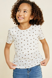 Hayden Cream Leo Top - Shoppe3130