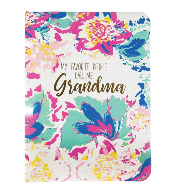 Grandma Brag Book Photo Album