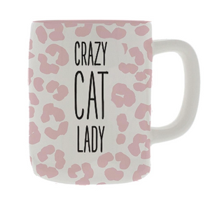 Crazy Cat Lady Mug - Shoppe3130