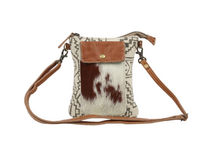 Myra Vuierra Rivet Small Crossbody Bag - Shoppe3130