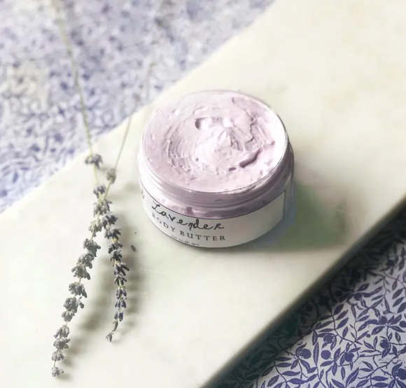 Lavender Body Butter - Shoppe3130