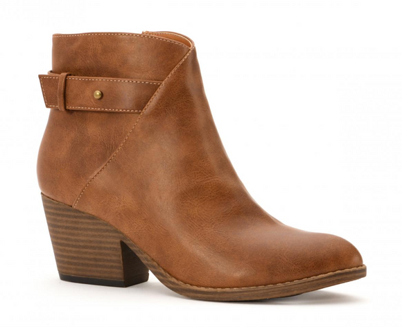 Rory Brown Boots - Shoppe3130