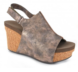 Corky's Claudette Wedge
