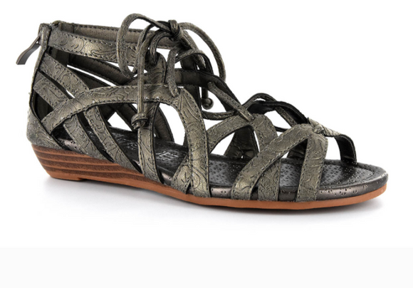 Girl's Corky's Lace Sandals